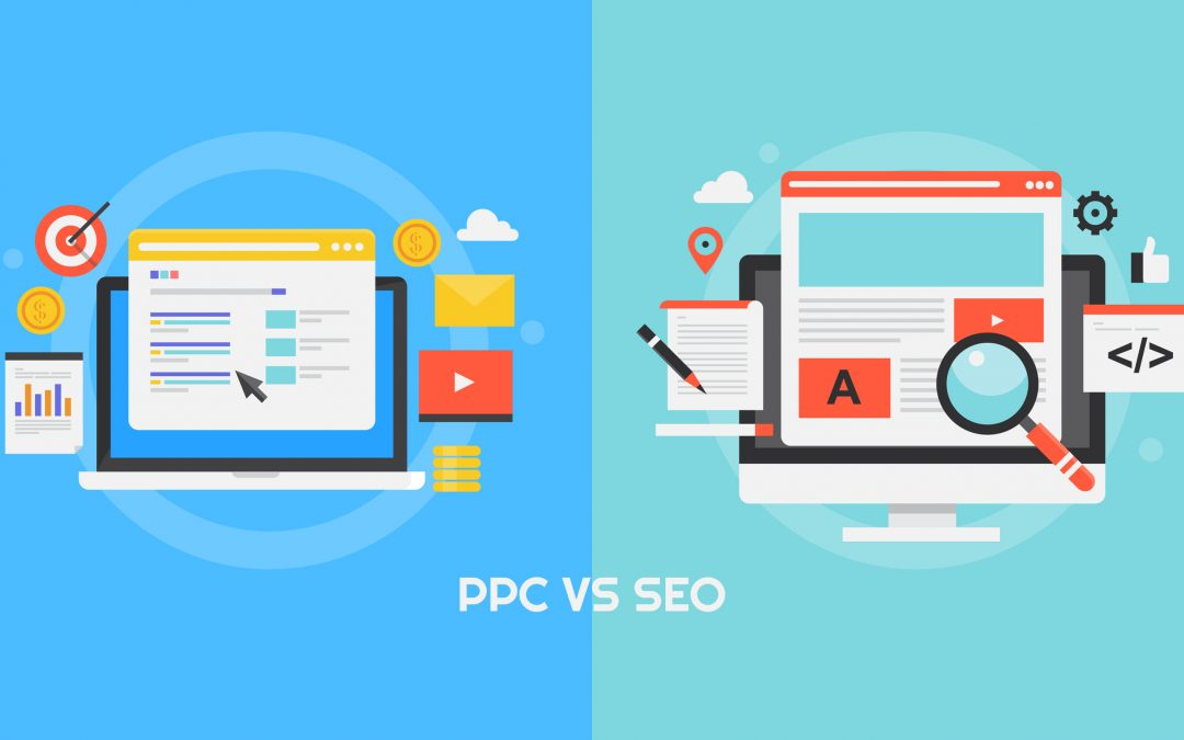 The Difference Between PPC and SEO on Google