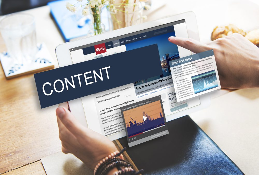 Top Tips To Make Content Marketing Simple For Your Site